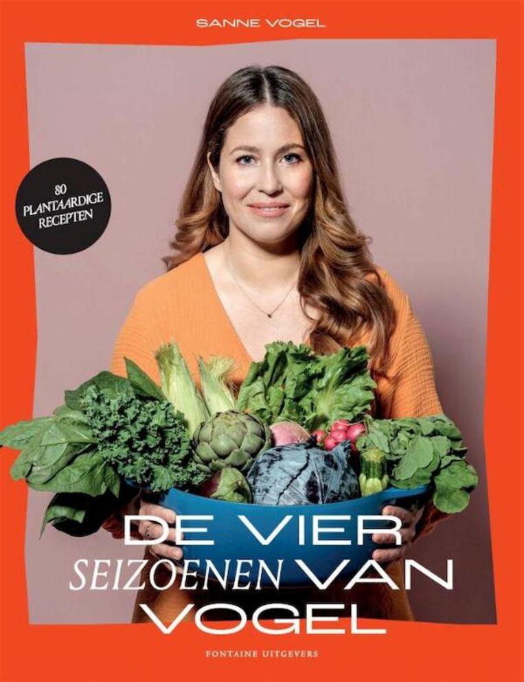 De vier seizoenen van Vogel, Sanne Vogel. Fontaine Uitgevers, €32. Beeld