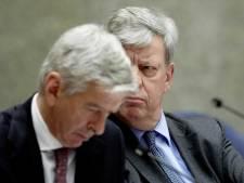 Opstelten tijdens debat onder vuur door vragen CDA en D66