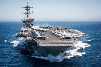 Coronavirus bedreigt Amerikaanse vloot: VS halen duizenden manschappen van vliegdekschip