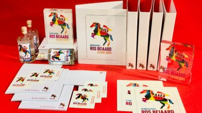 Eerste souvenirs Ros Beiaard te koop