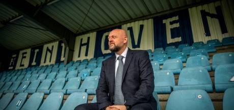 Algemeen directeur Peeters kijkt naar de toekomst bij FCE: 'Verliefd op Eindhoven'