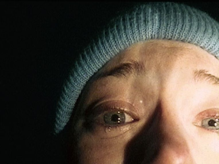 'The Blair Witch Project'. Beeld BWP