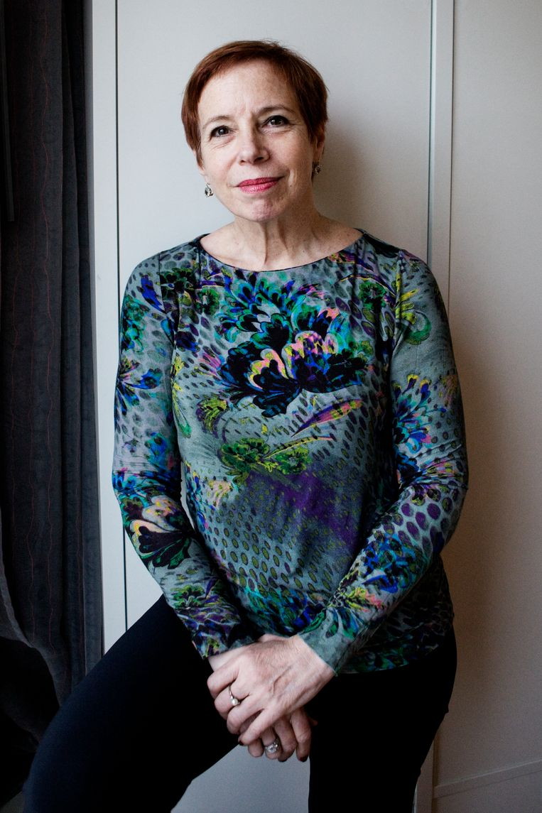Tracy Metz. Beeld Femke Boermans