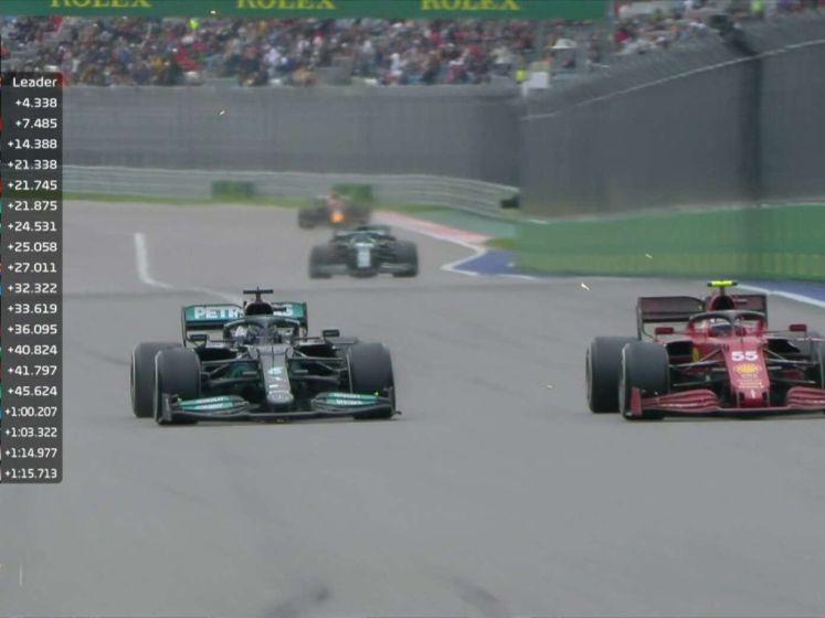 Samenvatting Formule 1 GP Rusland