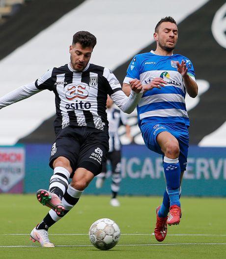 De la Torre kopt Heracles in blessuretijd langs PEC Zwolle