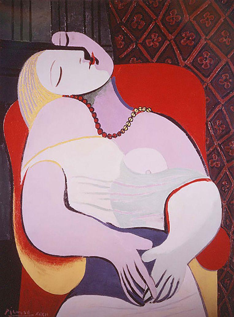'Le Rêve' van Picasso.