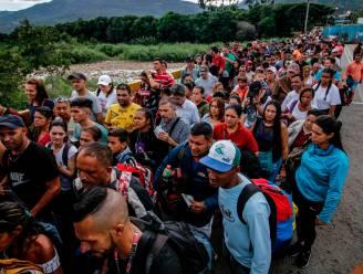 Crisis Venezuela zorgt mee voor sterke toename nieuwe asielzoekers in EU