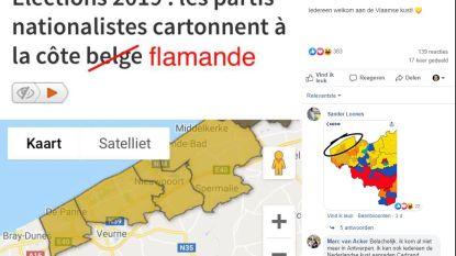 Post van Sander Loones (N-VA) over Vlaamse kust veroorzaakt nieuw relletje met Open Vld