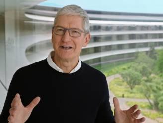 Apple geen fan van thuiswerk: Tim Cook wil personeel in september terug op kantoor