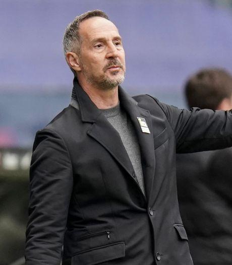 Borussia Mönchengladbach vindt nieuwe trainer in Frankfurt