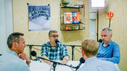 Hardwerkende keepers, drones die crashen en de favoriete muziek van Lukaku: 'Missie Moskou' spreekt met twee nauwe collega's van Martínez