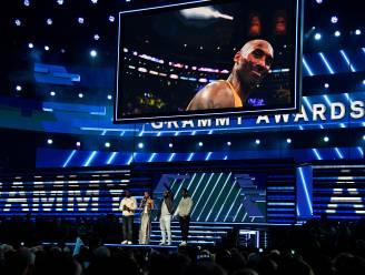 Kobe Bryant geëerd tijdens Grammy Awards