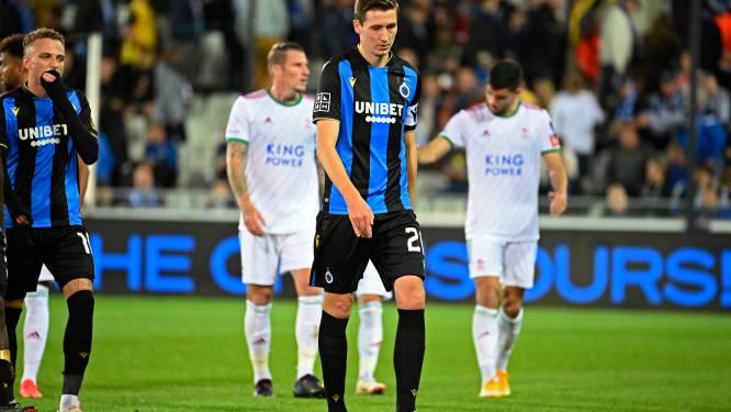 Inefficiënt Club Brugge bijt tanden stuk op OH Leuven met sterke doelman Romo en blijft steken op gelijkspel