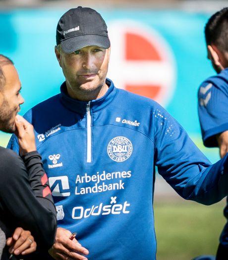 Deense bondscoach: 'Christian kan fans vanuit het ziekenhuis horen'