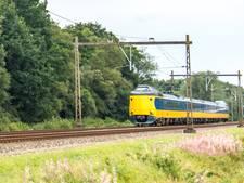 Laatste treinen naar Amersfoort rijden niet