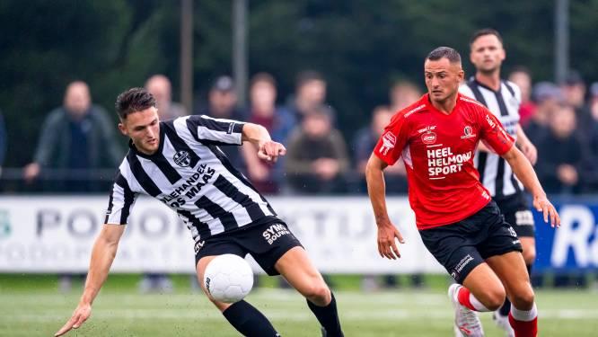 Jordy Thomassen laat Helmond Sport achter zich en gaat aan de slag bij de amateurs