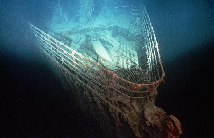 In september 1985 werd de Titanic gevonden door onderzoeker Robert Ballard