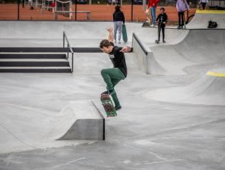 Nieuw skatepark van 900 vierkante meter klaar voor gebruik