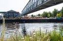 Het Haveneiland aan de Veilingkade is de horeca hotspot van Breda.