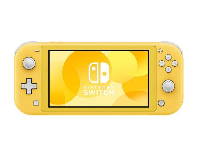 De Nintendo Switch Lite.