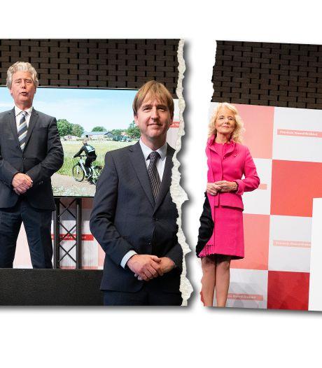 Onvermijdelijke breuk in Brabant: Twaalf maanden Forum, dertien ongelukken