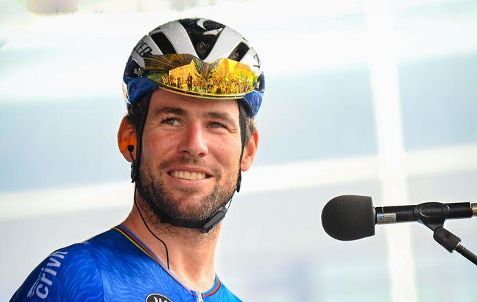 Blijft Mark Cavendish bij Deceuninck-Quick.Step?