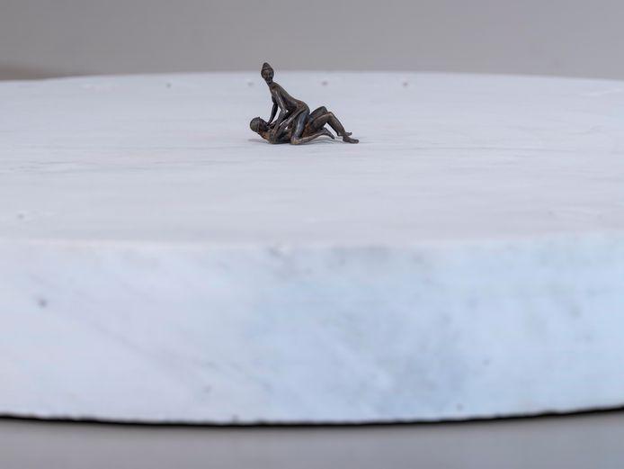 Een werk van Kris Martin.