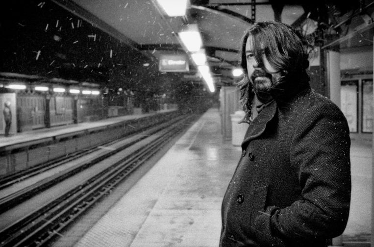 Dave Grohl. Beeld Judith Baas