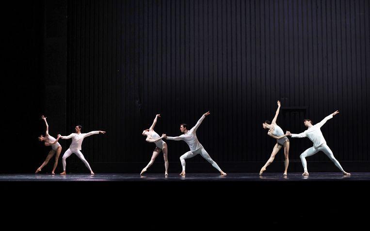 Metamorphosis van David Dawson bij Het Nationale Ballet. Beeld Hans Gerritsen