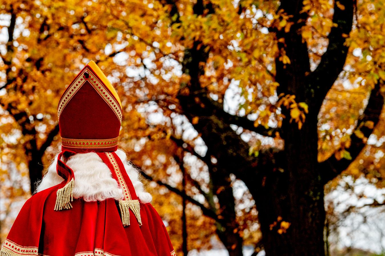 Sinterklaas, foto ter illustratie.