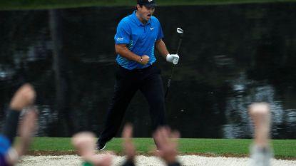 Patrick Reed verstevigt leidersplaats op Masters golf