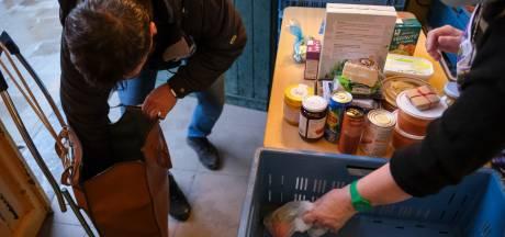 Voedselbank Hellendoorn kan eventuele groei aan