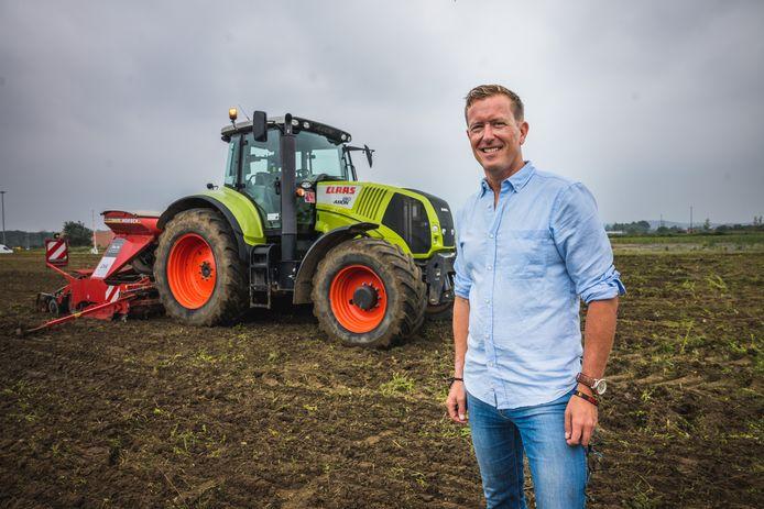 Frederik Verstraete noemt zichzelf nu grappend 'de grootste wietboer van Vlaanderen'