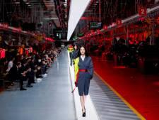 """""""Un défilé de mode à l'usine"""": Ferrari se lance dans la haute couture"""