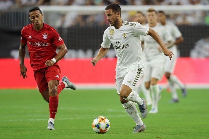 Eden Hazard van Real Madrid