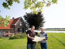 Wederopbouwboerderijen langs de IJssel in kaart gebracht: 'Zorgen dat ze behouden blijven'