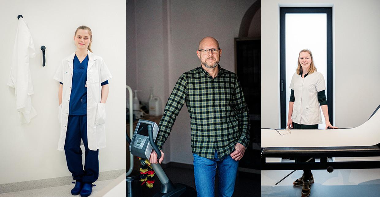 'De maatregelen volgen is blijkbaar veel moeilijker dan applaudisseren' Beeld Wouter Van Vaerenbergh/ Humo