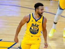 Back in business! Ontketende Curry vestigt record met 62 punten