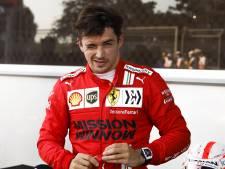 Leclerc en Hamilton grote winnaars in kwalificatie: 'Een bijzonder welkome verrassing'