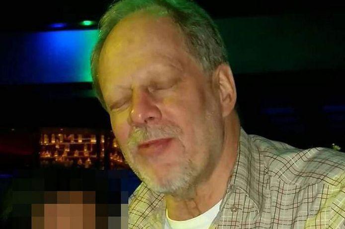 De vermoedelijke dader Stephen Paddock