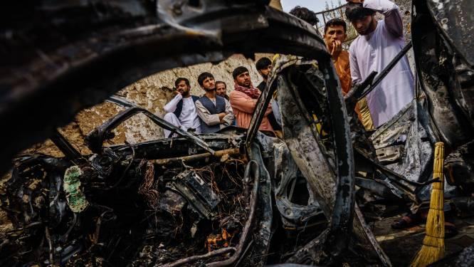 """Pentagon geeft vergissing toe: """"drone-aanval van 29 augustus is een verschrikkelijke oorlogstragedie"""""""