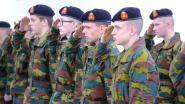 Lichting nieuwe soldaten krijgt officieel 'muts'