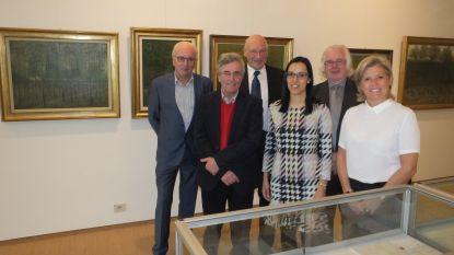 Kunstminnend Sint-Martens-Latem herdenkt haar stamvader: retrospectieve over Albijn Van den Abeele in gemeentehuis