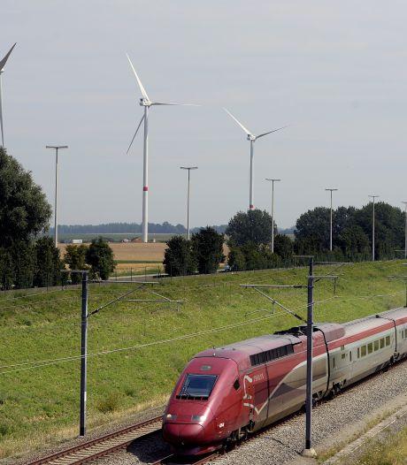 Le retour du Thalys wallon: le MR s'abstient