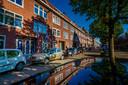 De Millinxstraat, twintig jaar geleden nog het domein van huisjesmelkers en junks, nu een interessant beleggingsobject voor de groten der aarde.