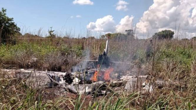 Opnieuw vliegtuigdrama in Braziliaans voetbal: vier spelers, voorzitter en piloot komen om bij crash