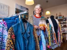 Franse modetrend in Bodegraven: het atelier van Winnie de Keizer is een wollige verrassing