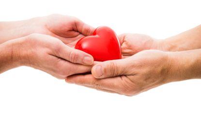Promotie voor orgaandonatie in kiesbureaus