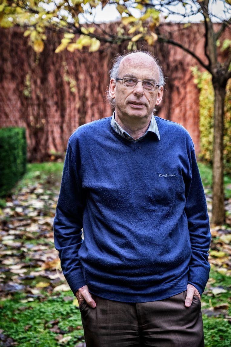 Ri De Ridder, ex-topman van het RIZIV: 'Na twaalf jaar bij het RIZIV en negen jaar bij de politiek ben ik tot de conclusie gekomen dat het hele systeem op de schop moet. Beeld Tim Dirven