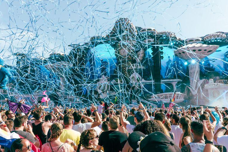 Tomorrowland. Beeld Damon De Backer